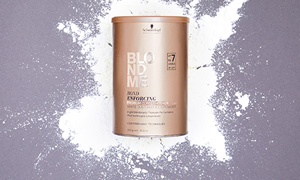 Essential Brands: BLONDME Bond Enforcing Premium Clay Lightener