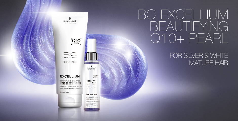 BC EXCELLIUM Beautifying with Q10+ Pearl
