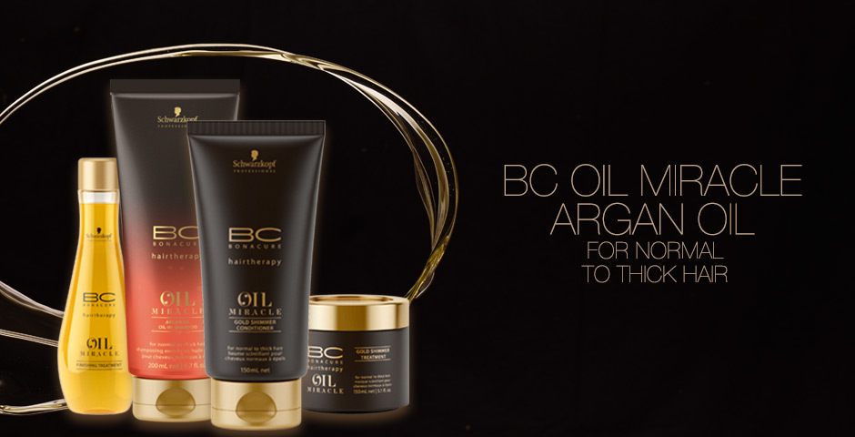 BC Oil Miracle for Normal to Thick Hair