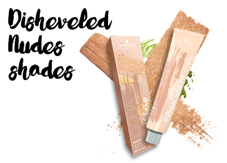 Disheveled Nudes Shades