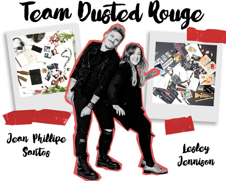 Team Dusted Rouge